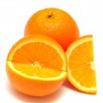 Sweet orange — Stock Photo