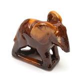 Porzellan elefant — Stockfoto