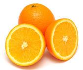 Sweet orange fruit — Stock Photo