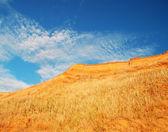 Klei berg — Stockfoto