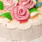 Pink cream — Stock Photo #34747825