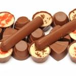 Chocolate candies — Stock Photo #34749159