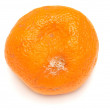 Mandarin with mold — Stock Photo
