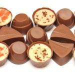 Chocolate candies — Stock Photo #34750067