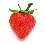 Strawberry on white background — Stock Photo #34750241