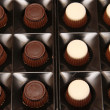 Chocolate candies  — Stockfoto