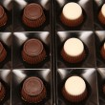 caramelle al cioccolato — Foto Stock