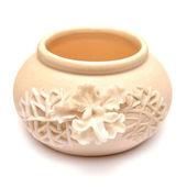 Decorated vase — Stock Photo
