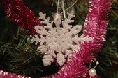 クリスマス ツリーのクリスマスの装飾 — ストック写真