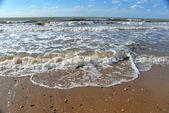 The raging sea — Stock Photo