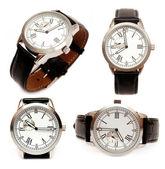 Group of men mechanical watches  — Zdjęcie stockowe
