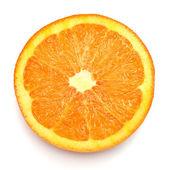Sliced ??half orange  — Stock fotografie