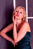 Mooie sexy vrouw — Stockfoto