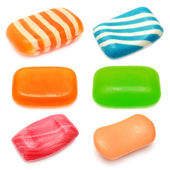 Collection of soap  — Stock Photo