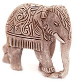 Elephant figurine  — Stock Photo