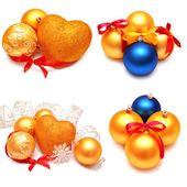 Collection of Christmas images  — Photo