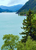 Achensee summer landscape (Austria). — Stock Photo