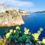 Dubrovnik Old Town (Croatia) — Stock Photo