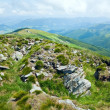 Summer mountain landscape - Stockfoto