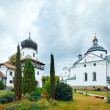 Krekhiv (Ukraine) monastery — Stock Photo #14068121