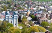 Terebovlya town (Ternopil Oblast, Ukraine). — Stock Photo