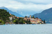 Lake Como (Italy) view — Stock Photo