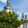 Stock Photo: Strahov Monastery (Prague, Czech Republic)