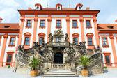 Troja Palace summer view (Prague, Czech) — Stock Photo