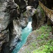 Liechtensteinklamm gorge (Austria) — Stock Photo #16305101