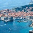 Dubrovnik Old Town view (Croatia) — Stock Photo #17462285