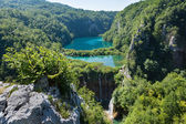 Plitvice Lakes National Park (Croatia) — Stock Photo