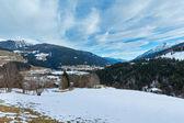 Mountain Obergail village in Lesachtal (Austria). — ストック写真