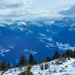 Beautiful winter mountain landscape. — Stock Photo #19913597