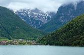 Achensee summer landscape (Austria). — 图库照片