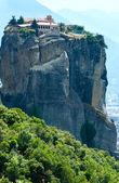 Meteora rocky monasteries — Stock Photo