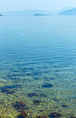 Clean water of Adriatic Sea (Croatia) — Zdjęcie stockowe