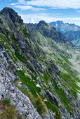 Summer Tatra Mountain, Poland — Stock Photo