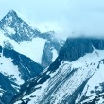 Great Aletsch Glacier (Bettmerhorn, Switzerland) — Stock Photo