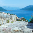 Stock Photo: Bay of Kotor and Herceg Novi town (Montenegro)