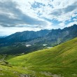 Summer Tatra Mountain, Poland — Stock Photo #23676601