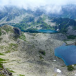 Summer Tatra Mountain, Poland — Stock Photo #23679261
