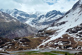 View to Kaunertal Gletscher (Austria) — Stockfoto