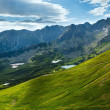 Summer Tatra Mountain, Poland — Stock Photo #24014545