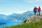 Lake Como view (Italy) — Stock Photo