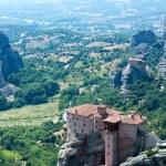 Meteora rocky monasteries — Stock Photo #31077091