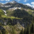 Stock Photo: Alpine mountain view (Vorarlberg,Austria)