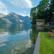 Traunsee summer lake (Austria). — Stock Photo #31087337