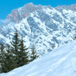 Winter mountain landscape — Stock Photo #32029837