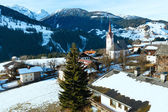 Lesachtal (Avusturya dağ liesing Köyü). — Stok fotoğraf