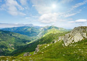 Summer Tatra Mountain, Poland — Stock Photo